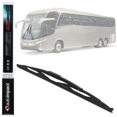 Palheta Limpador Parabrisa Dianteiro Marcopolo G7 Rodovia Universal Ônibus 32 Polegadas CF32