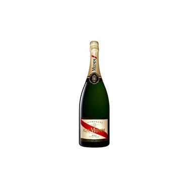 G.H. Mumm Cordon Rouge Champagne Brut Francês - 1,5L