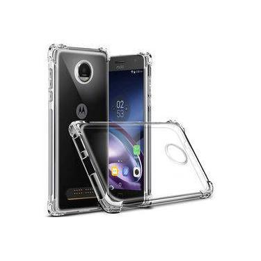 Capa Case Transparente Tpu Anti Impacto Para Motorola Moto G5 Plus
