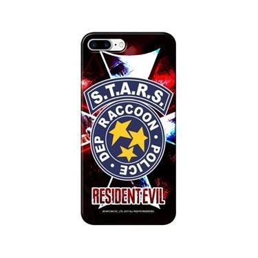 Capa Personalizada para Apple iPhone 7 Plus - Resident Evil S.T.A.R.S RPD - RD05