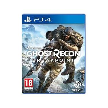 Jogo Ghost Recon: Breakpoint - Tom Clancy`s - PS4