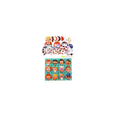 Imagem de Crianças Smart Magnetic Book 3D Puzzles Brain Training Game Brinquedos de puzzle