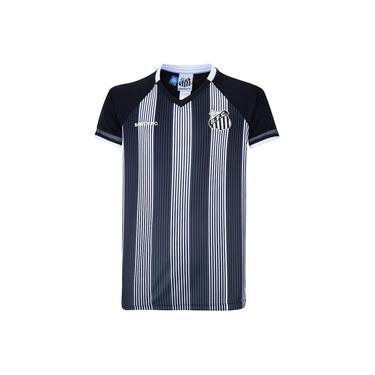 Camiseta do Santos Care - Infantil