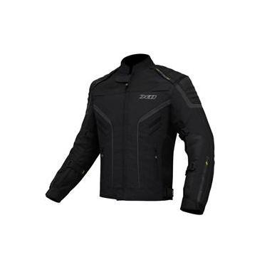 Jaqueta Moto X11 Iron 2 Masculina 100% Impermeavél - Preto