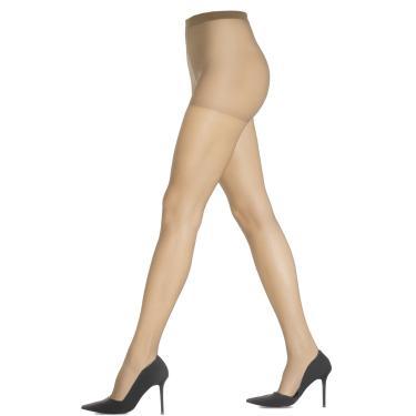 Meia-calça Fio 15, Lupo, Feminino, Natural, G