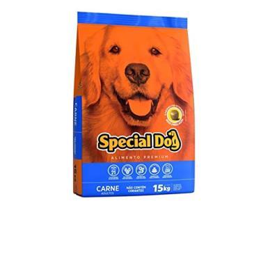 Ração Special Dog Carne Adulto 10,1kg (nova)