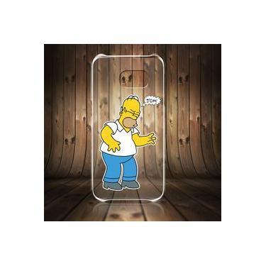 Capinha Para Celular Homer Simpson