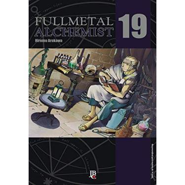 Fullmetal Alchemist 19 - Hiromu Arakawa - 9788545706816