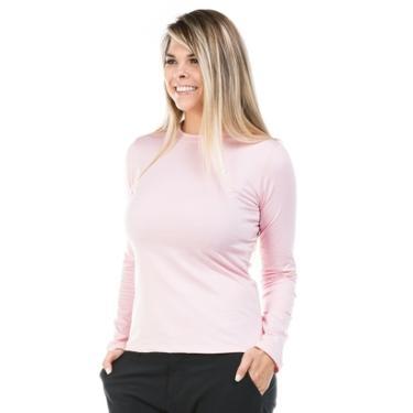 db80001e1d Camisa Térmica para Frio Manga Longa com Proteção Solar Extreme UV -  Feminino