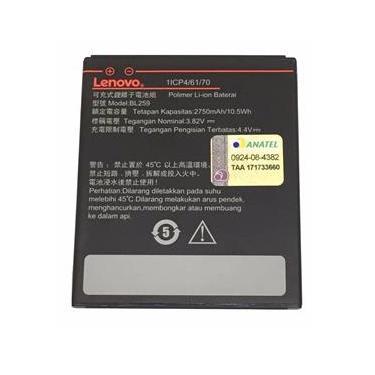 Bateria Lenovo Vibe K5 - BL259