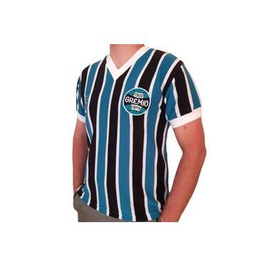 Camisa Grêmio Retrô Libertadores 1983 Oficial