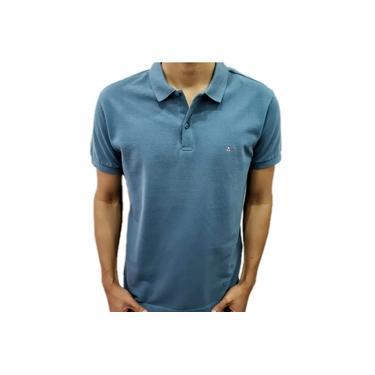 Camisa Polo Aramis Básica Verde Médio PO.01.0334
