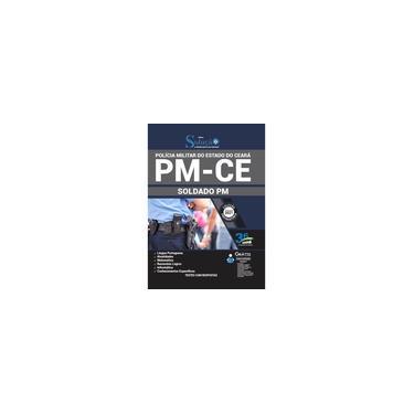 Imagem de Apostila POLICIA MILITAR PM CE 2021 - Soldado PM