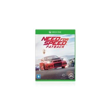 Jogo Game Need For Speed Payback Br - Xbox One