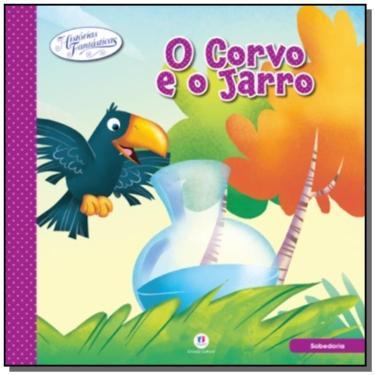 "Corvo E O Jarro, O - Historias Fantasticas - ""ciranda Cultural"" - 9788538051909"