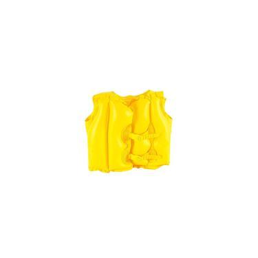 Imagem de Colete Inflável Infantil Amarelo