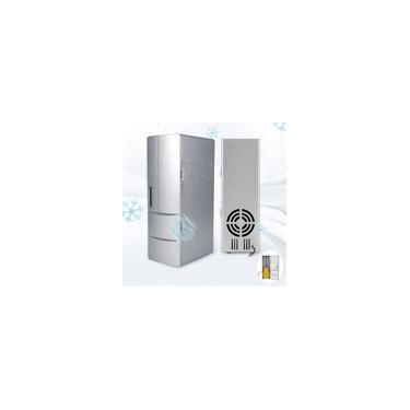 10 W Mini USB Geladeira Freezer Latas Bebida Refrigerador de Cerveja Mais Quente Geladeira Viagem Gelbox Carro Escritório Uso Geladeira Portátil abs