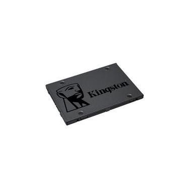 SSD Kingston A400, 240GB, SATA, Leitura 500MB/s, Gravação 350MB/s - SA400S37/240G