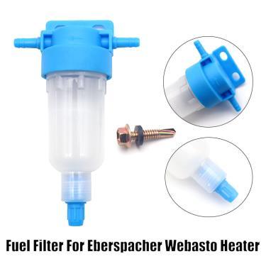 Aquecedor de estacionamento de ar universal tanque rv carro caminhão diesel combustível filtro parte