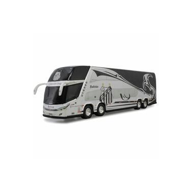 Imagem de Ônibus Miniatura Santos Futebol Clube