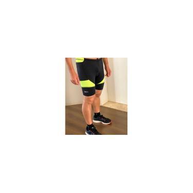Imagem de Shorts Fitness Corrida Compressão Masculino - Evouz