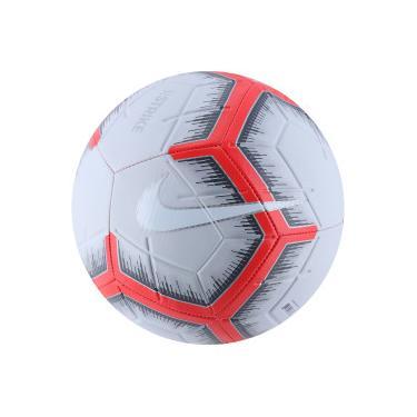 Bola de Futebol de Campo Nike Strike FA18 - CINZA CLA VERMELHO Nike b2471694eddb2