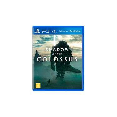 Jogo Shadow of the Colossus - PS4 (Cartelado)