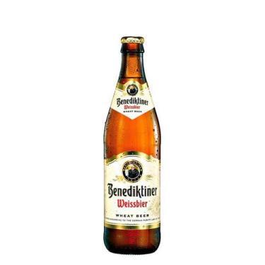 Imagem de Cerveja Benediktiner De Trigo Gf 500Ml