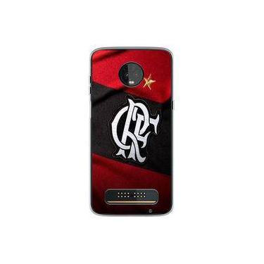 Capa para Moto Z3 Play - Flamengo 4