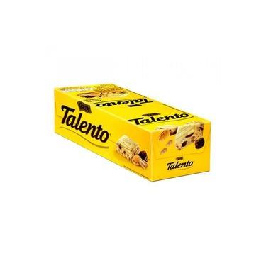 Chocolate Mini Talento Branco Cereais 15X25g - Garoto