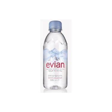 Água Mineral Evian Sem Gás 330ml