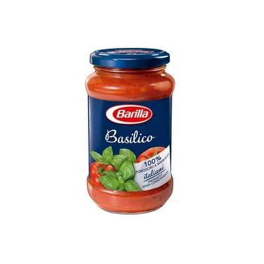 Molho de Tomate com Basílico Italiano Barilla 400g