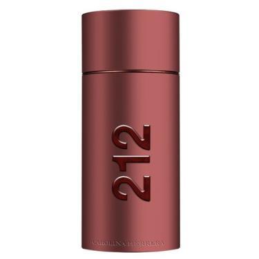 7a5f78f9950a0 212 Sexy Men Carolina Herrera - Perfume Masculino - Eau de Toilette 100ml