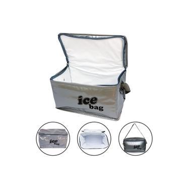 Bolsa Termica Pequena Insulina Mamadeira Marmita 3 Litros Ice Bag