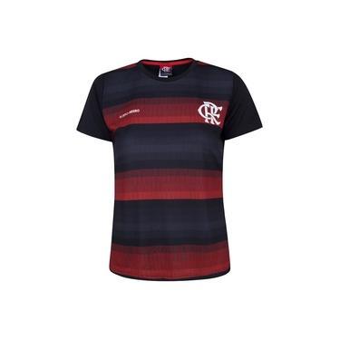 Camiseta do Flamengo Cup - Feminina