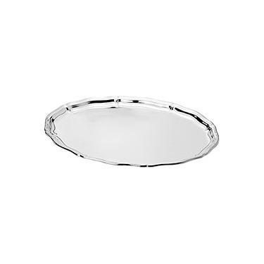 Imagem de Travessa Inox Oval 38 cm - Meridional