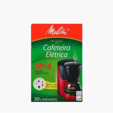 Kit Com 20 Filtros De Papel Melitta N4