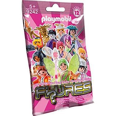 Figura Surpresa Menina - Playmobil - Sunny