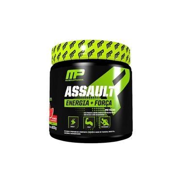 Pré-treino ASSAULT (300g) - Melancia - Muscle Pharm