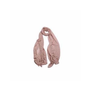 Echarpe Nude de Renda (4953)