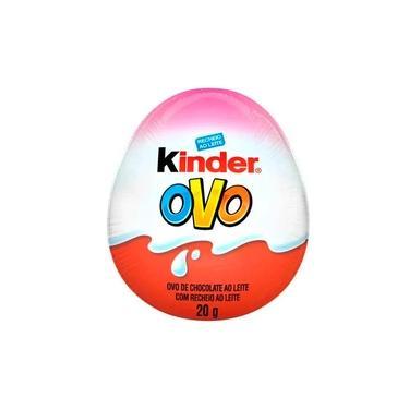 Chocolate Kinder Ovo 20g