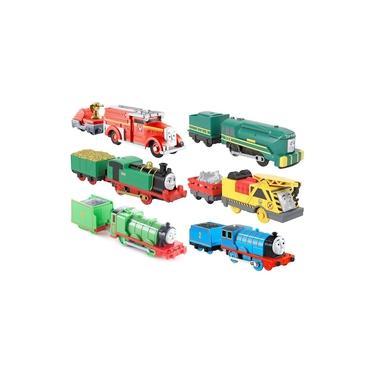 Imagem de Thomas & Friends Trenzinho Coleção 6 Locomotivas Mattel
