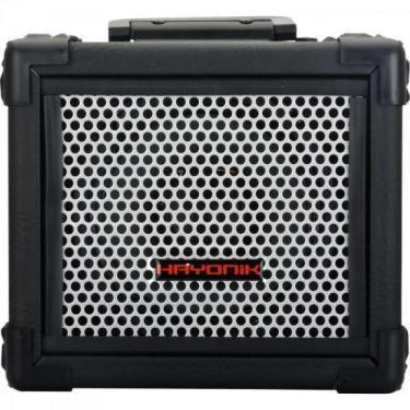 Caixa Multiuso 20W BLUETOOTH/USB/SD/FM IRON 80 Preta Hayonik