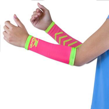 Manguito Curto Voleibol Arrow Muvin MGT-100 - Pink - G/GG
