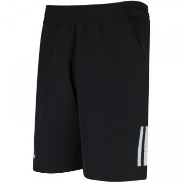 Bermuda adidas Club 3 Stripes - Masculina adidas Masculino