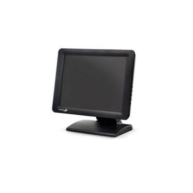 Monitor Bematech Touch Screen Cm-15 Preto