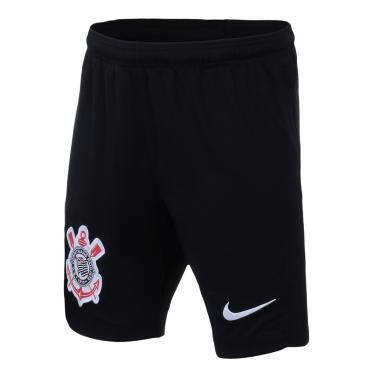 Shorts Nike Corinthians I 2020/21 Torcedor Pro Infantil
