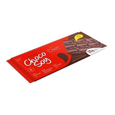 Imagem de Chocolate sem Lactose Choco Soy Diet 80g - Olvebra