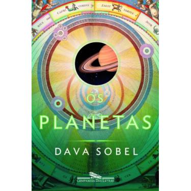Os Planetas - Sobel, Dava - 9788535909173