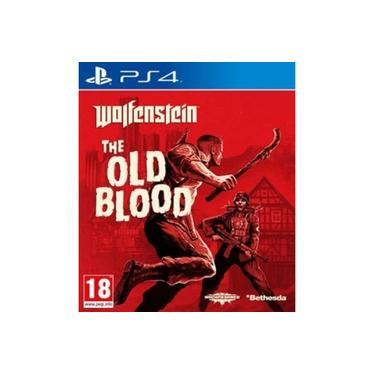Wolfenstein The Old Blood- Jogo PS4